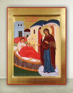 Икона «Целительница» (образец №3)