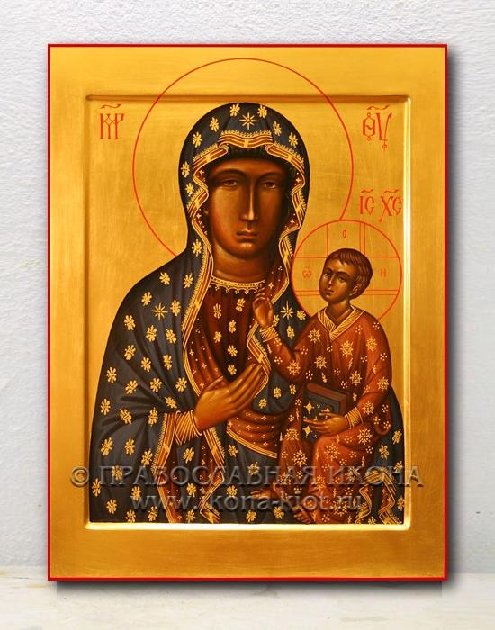 Икона «Ченстоховская Божия Матерь»