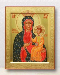 Икона «Ченстоховская Божия Матерь» (образец №2)