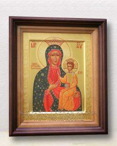 Икона «Ченстоховская Божия Матерь» (образец №5)