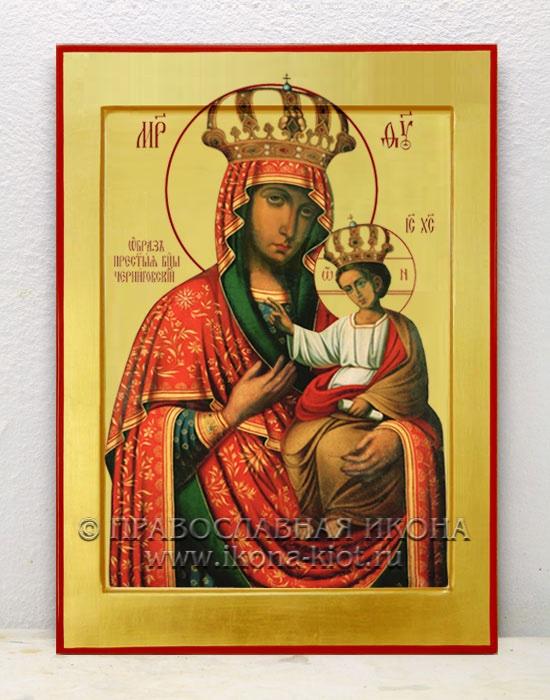 Икона «Черниговская Божия Матерь»