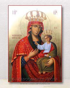 Икона «Черниговская Божия Матерь» (образец №1)