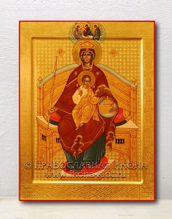 Икона «Державная Божия Матерь» (образец №5)
