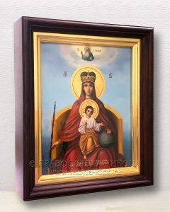 Икона «Державная Божия Матерь» (образец №8)
