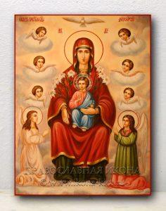 Икона «Дивногорская Божия Матерь» (образец №1)