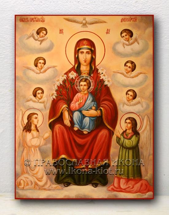 Икона «Дивногорская Божия Матерь»