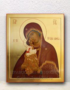 Икона «Донская Божия Матерь» (образец №5)