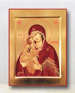 Икона «Донская Божия Матерь» (образец №4)