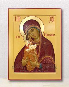 Икона «Донская Божия Матерь» (образец №2)