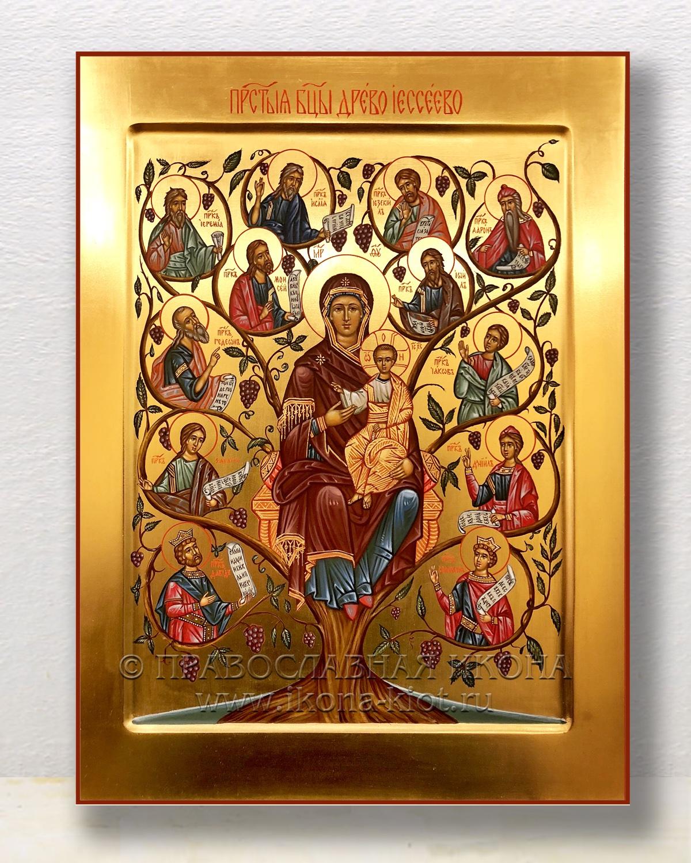 Икона «Древо Иессеево»