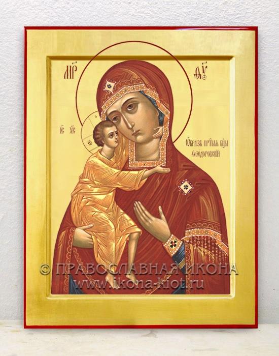 Икона «Феодоровская Божия Матерь» (образец №6)