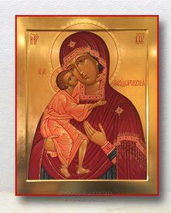 Икона «Феодоровская Божия Матерь» (образец №3)
