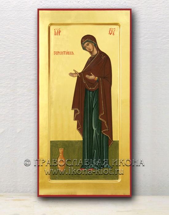 Икона «Геронтисса» (образец №1)