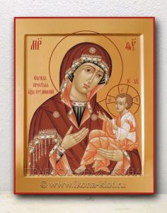 Икона «Грузинская Божия Матерь»