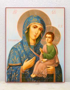 Икона «Иерусалимская Божия Матерь» (образец №4)