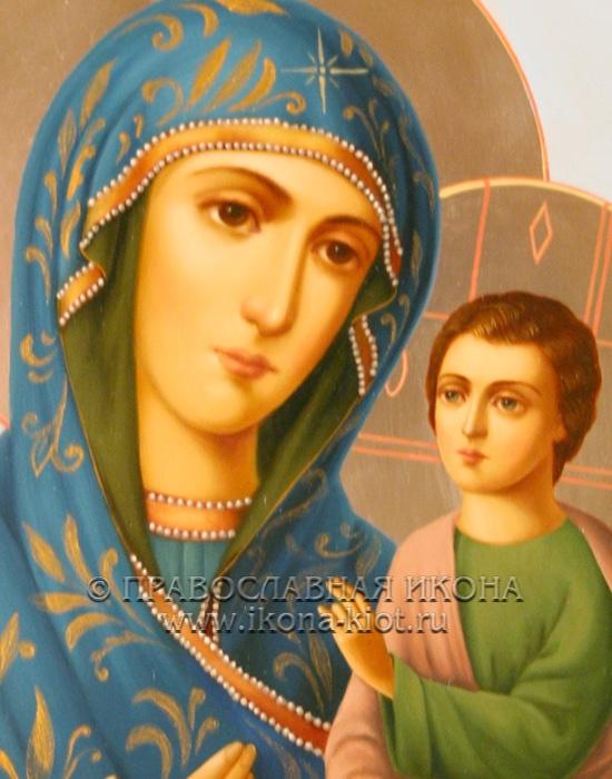 Икона «Иерусалимская Божия Матерь» (образец №5)