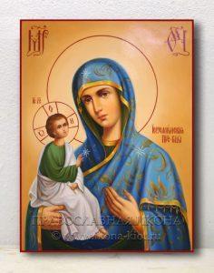 Икона «Иерусалимская Божия Матерь» (образец №6)