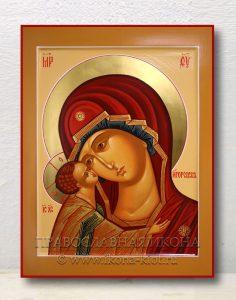 Икона «Игоревская Божия Матерь» (образец №1)