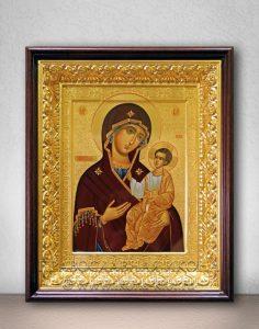 Икона «Иверская Божия Матерь» (образец №9)