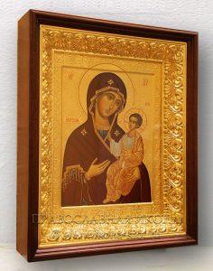 Икона «Иверская Божия Матерь» (образец №7)