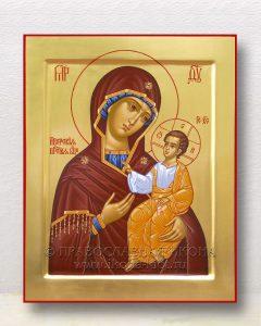 Икона «Иверская Божия Матерь» (образец №13)