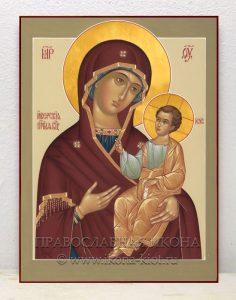 Икона «Иверская Божия Матерь» (образец №2)
