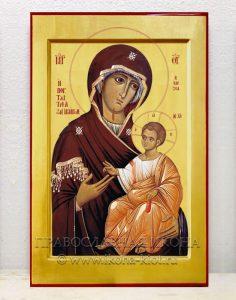 Икона «Иверская Божия Матерь» (образец №5)