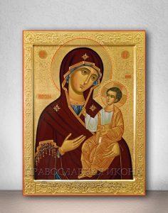 Икона «Иверская Божия Матерь» (образец №6)