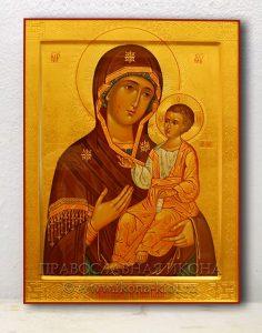 Икона «Иверская Божия Матерь» (образец №12)