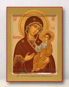 Икона «Иверская Божия Матерь» (образец №11)