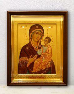 Икона «Иверская Божия Матерь» (образец №10)