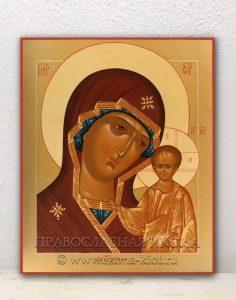 Икона «Казанская Божия Матерь» (образец №1)