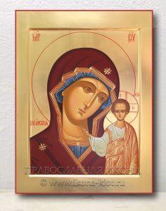 Икона «Казанская Божия Матерь» (образец №11)