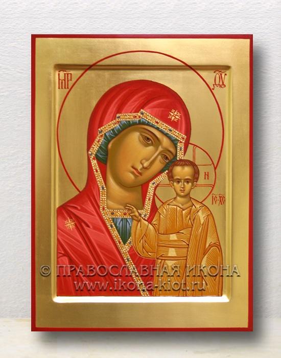 Икона «Казанская Божия Матерь» (образец №12)