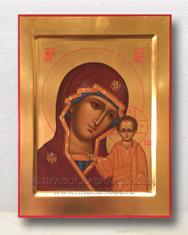 Икона «Казанская Божия Матерь» (образец №13)