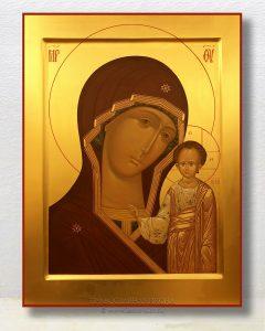 Икона «Казанская Божия Матерь» (образец №15)