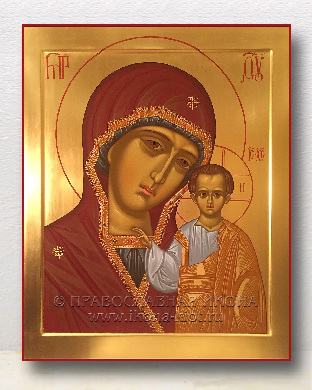 Икона «Казанская Божия Матерь» (образец №16)