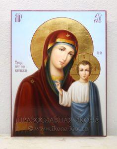 Икона «Казанская Божия Матерь» (образец №18)