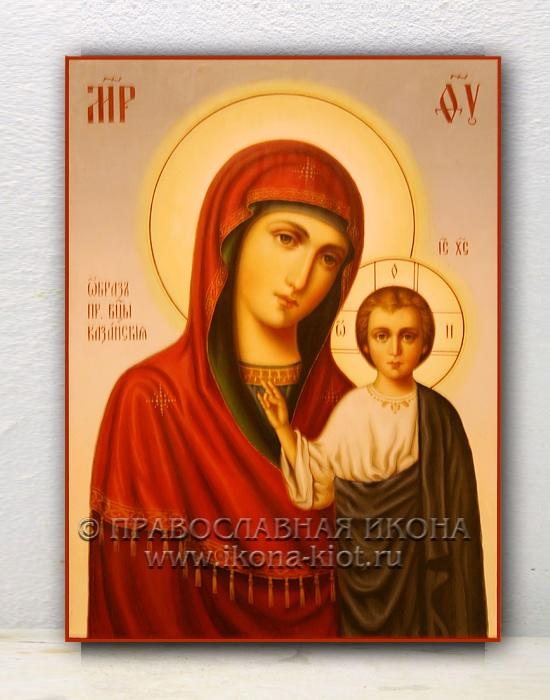 Икона «Казанская Божия Матерь» (образец №19)