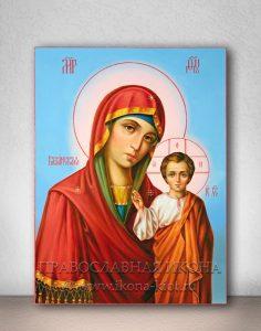 Икона «Казанская Божия Матерь» (образец №20)