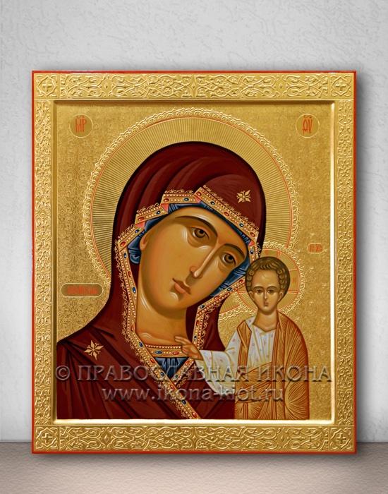 Икона «Казанская Божия Матерь» (образец №21)