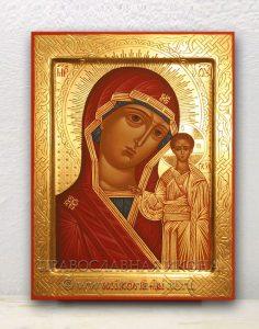 Икона «Казанская Божия Матерь» (образец №22)