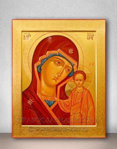 Икона «Казанская Божия Матерь» (образец №25)