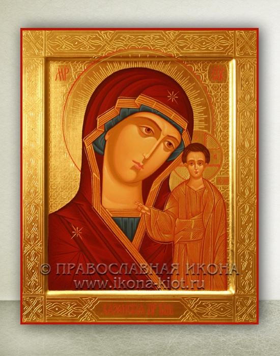 Икона «Казанская Божия Матерь» (образец №26)