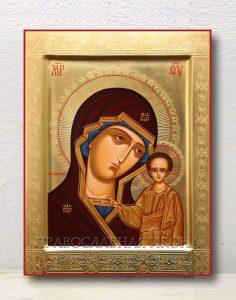 Икона «Казанская Божия Матерь» (образец №27)