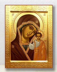 Икона «Казанская Божия Матерь» (образец №28)