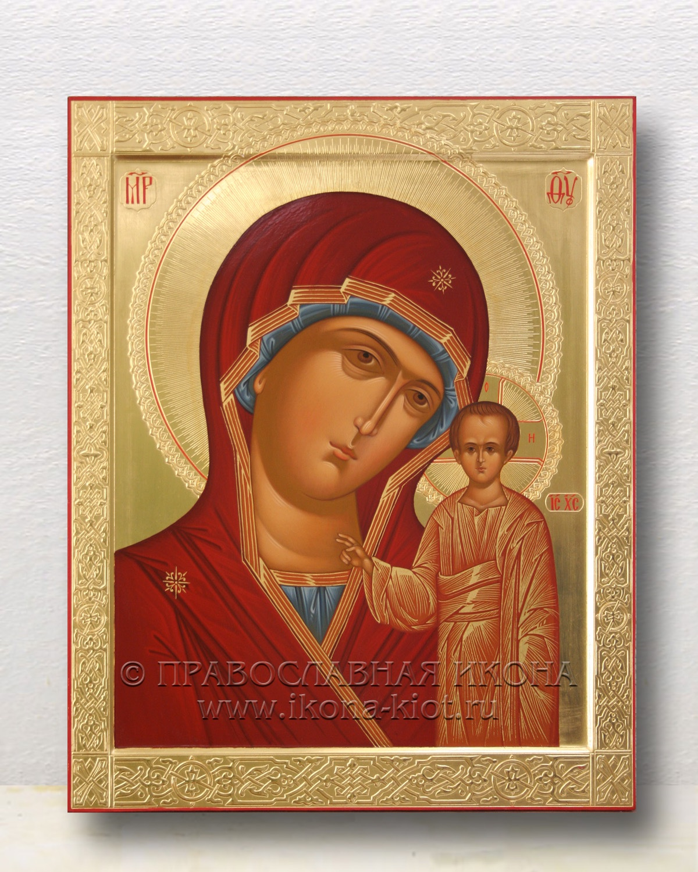 Икона «Казанская Божия Матерь» (образец №29)