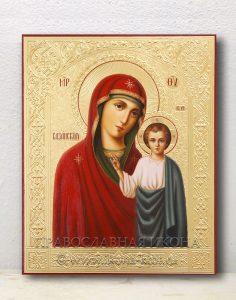Икона «Казанская Божия Матерь» (образец №30)