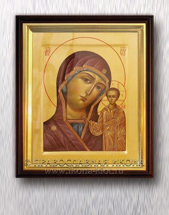 Икона «Казанская Божия Матерь» (образец №33)
