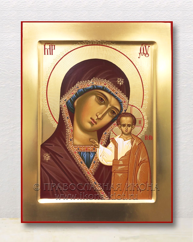 Икона «Казанская Божия Матерь» (образец №10)